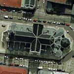 Église Saint-Bernard- de-la-Chapelle (Google Maps)