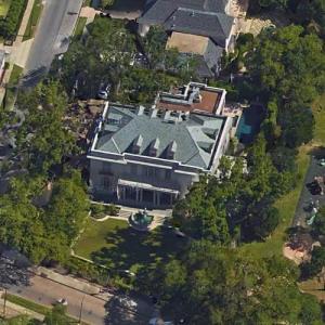 Frederick Jacob Reagan Heebe's House (Google Maps)