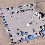 Tent City - Camp Hope