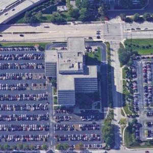 McDonald's headquarters (Google Maps)