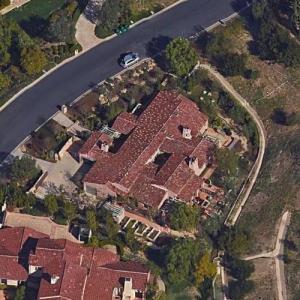 Susan Egan and Robert Hartmann's house (Google Maps)