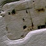 Offshore Oil Drilling - Artificial Island (Google Maps)