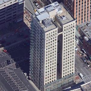 XTO Energy headquarters (Google Maps)