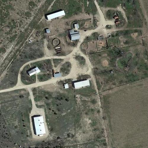 Matthew McConaughey's Ranch (Google Maps)