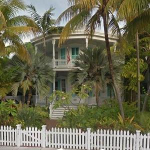 Calvin Klein's House (former) (StreetView)
