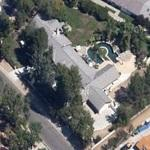 Joe Hahn's House (Google Maps)