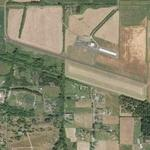 Sequim Valley Airport (Google Maps)
