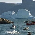 Iceberg in Uummannaq