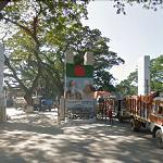 Petrapole-Benapole border checkpoint (StreetView)
