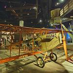 Curtiss JN-4D Jenny Reproduction (StreetView)