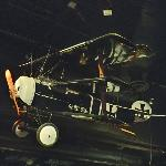 Fokker Dr.I Reproduction (StreetView)