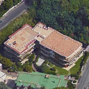 Diego Maradona's Apartment (former) (Google Maps)