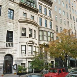 Michael Bloomberg's House (StreetView)