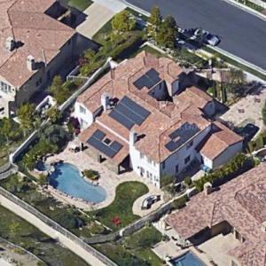 Kylie Jenner's House (former) (Google Maps)