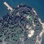 Fotini Livanos's house (Google Maps)
