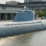 U Boat Wilhelm Bauer (StreetView)