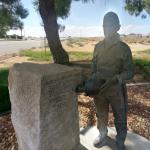 Chuck Yeager Monument