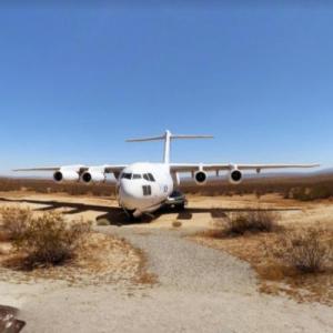Boeing/McDonnell Douglas YC-15A (StreetView)