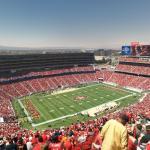 San Francisco 49ers Football Game (StreetView)