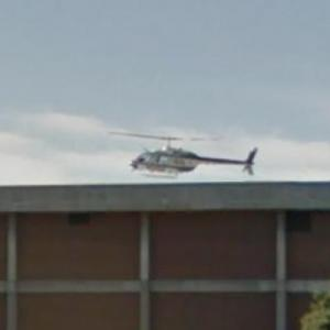 LAPD Air Support Division Bell 206 JetRanger (StreetView)