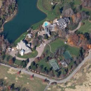 Forrest Preston's House (Google Maps)