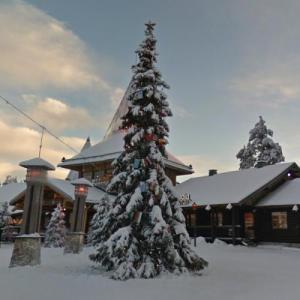 Christmas Tree (Santa Claus Village) (StreetView)