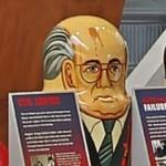 Mikhail Gorbachev Matryoshka doll (StreetView)