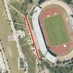Remains of Berlin Wall (Mauer Park) (Google Maps)
