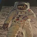 Buzz Aldrin (StreetView)