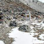 Everest Base Camp - Climbers Memorial (StreetView)