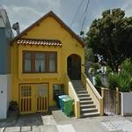 Jerry Garcia's childhood home (StreetView)