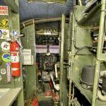 Inside a WWII C-47 Skytrain (StreetView)