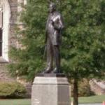Statue of James B. Duke (StreetView)