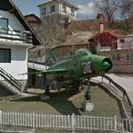 """MiG-21 """"Fishbed"""" (StreetView)"""