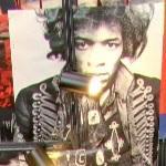 "James Marshall ""Jimi"" Hendrix (November 27, 1942 – September 18, 1970) (StreetView)"