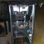 Inside the cockpit of a De Havilland DHC-4 (Caribou) (StreetView)