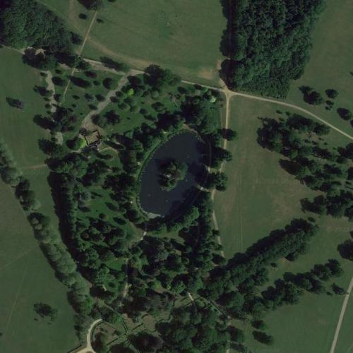 Burial place of Diana, Princess of Wales (Google Maps)