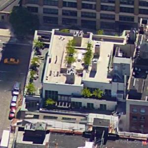 Jay-Z's Tribeca Penthouse (Google Maps)