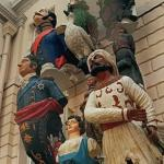 Collection of sailing ship figureheads