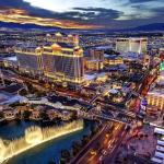 Las Vegas Strip at dusk (StreetView)