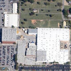 Walmart headquarters (Google Maps)