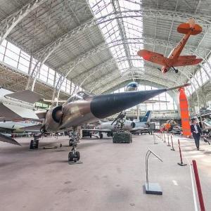Dassault Mirage F1 (StreetView)