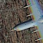 C-130 Hercules (Google Maps)