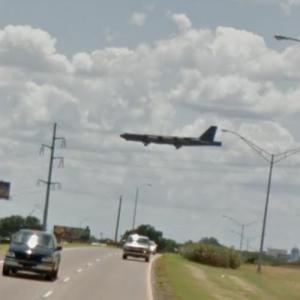 B-52 Stratofortress (2 BW) (StreetView)