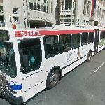 Articulated bus (SEPTA Buses)