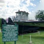 Missouri River towboat 'HT Potts'