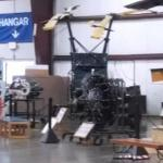 Kaman K-225 experimental helicopter