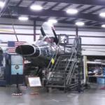 North American F-100A 'Super Sabre' (StreetView)
