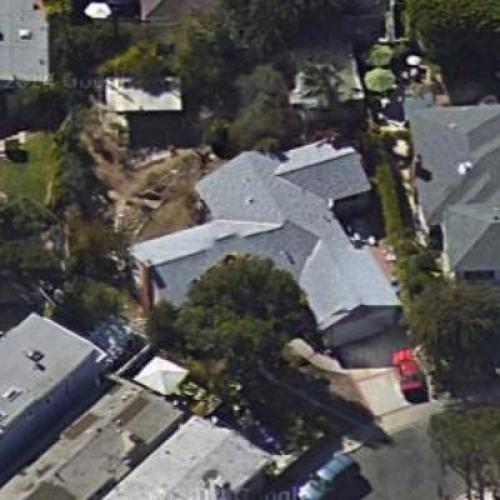 Zooey Deschanel's House (Google Maps)