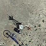 U.S Airmail Beacon System Arrow #36 (Google Maps)